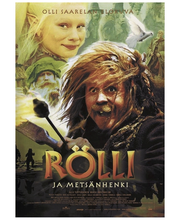 Dvd Rölli Metsänhenki
