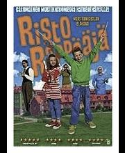 Risto Räppääjä, dvd