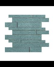 ABL Lattia/seinälaatta Sauvamosaiikki Gems Brick Antrasiitti rustic