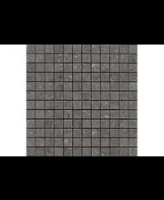 ABL Gems mosaiikki 2,5x2,5 anthracite matta