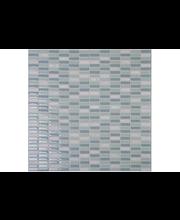 ABL Lasikivimosaiikki 15*48mm, Aqua Mix