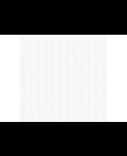 ABL Lasimosaiikki Crystal 4 25*25mm valkoinen