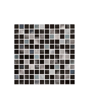 ABL Seinälaatta Mosaic Basic 30x30 Mediterranean Black