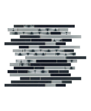 ABL Ston Inox lasikivimetallipitkulamosaiikki