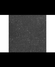 ABL Lattialaatta  MONTANA 10X10 Black, musta
