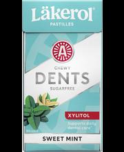Läkerol Dents 36g Sweetmint pastillirasia
