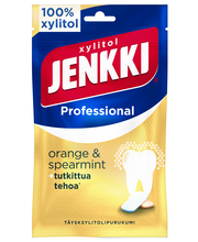 Jenkki Pro 90 g Fresh Orange-Spearmint purukumi