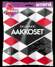 Malaco Aakkoset 180g Salmiakki