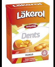 Läkerol Dents 85g Mango pastilli