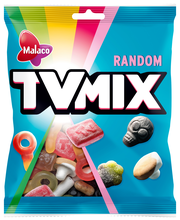 Malaco TV Mix 325g Random makeissekoitus