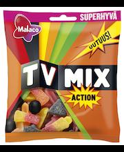 Malaco TV Mix 325g Action makeissekoitus