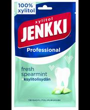 Jenkki Professional 70g Täysksylitolisydän Fresh Spearmint purukumi