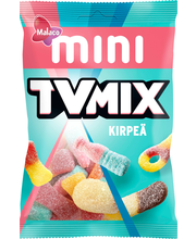 MINI TV Mix 110g Kirpeä makeiset