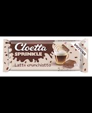 Cloetta Sprinkle 75g Latte Crunchiatto suklaalevy
