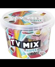 TV Mix 600g Kirpeä mak...
