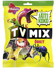 Tv mix örkit