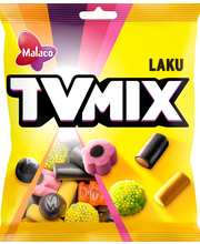 Malaco TV MIX Laku makeissekoitus 325g