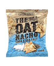 Linkosuo Oat Nacho Chia & Sea Salt 150 g