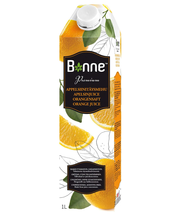 Bonne 1l Premium Appelsiinitäysmehu 100%