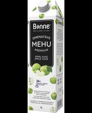 Bonne 1l Premium Omenatäysmehu 100%