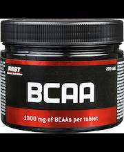 FAST BCAA 200 tablettia aminohappovalmiste