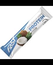 FAST Naturally High Protein 35g kookos maitosuklaa proteiinipatukka