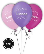 Nimi-ilmapallo LINNEA