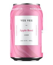 Rosé Apple 4,7% siider...