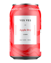Dry Apple 5,5% siideri...