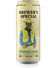 Amarillo Lager 5% olut...