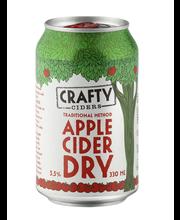 Crafty Dry 5,5% siider...