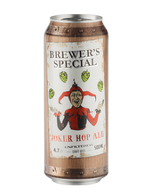 Brewer's Special Joker Hop Ale 4,7% olut 0,5l tölkki