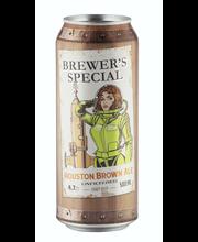 Brewer's Special Houston Brown Ale 4,7% olut 0,5l tölkki