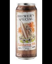 Brewer's Special California IPA 4,7% olut 0,5l tölkki