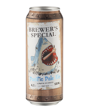 Brewer's Special Pacific Pale Ale 4,7% olut 0,5l tölkki