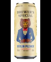 BS Berlin Pils 5,0% ol...