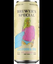 BS Calif IPA 5,5% olut...