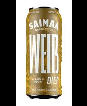 SBC Weißbier 4,2% olut...