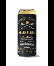 Marsalkka tumma III olut 4,6% 0,5l tölkki