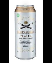 Marsalkka Vaalea Luomu 4,6% olut 0,5l tölkki