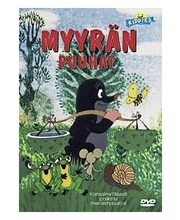 Dvd Myyrä Myyrän Puuhat