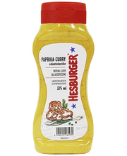Hesburger 375ml Paprika-Curry salaatinkastike