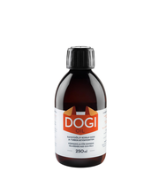 Dogi oil 250ml ravintoöljy koirille