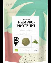 CocoVi Luomu Hamppuproteiinijauhe 300g