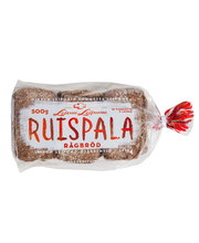 Leivon Ruispala täysjyväruispalaleipä 500g/9 kpl
