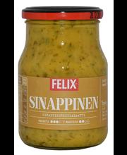 Felix 390g sinappikurkkusalaatti