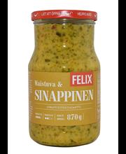 Felix 870g sinappikurkkusalaatti