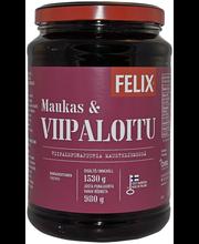 Felix 1530/980g viipaloituja punajuuria mausteliemessä