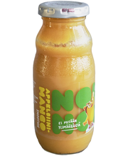 NOMNOM 190 ml appelsiinin ja mangon makuinen smoothie, LUOMU
