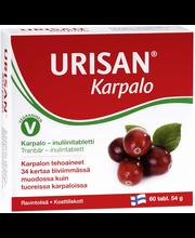 Urisan Karpalo 60 tabl karpalo-inuliinitabletti